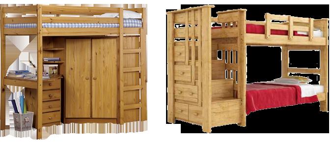 Patrové postele Ostrava