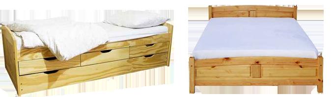 Zakázková výroba postelí Ostrava