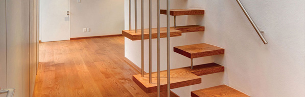 Rekonstrukce interiérů Ostrava - schody