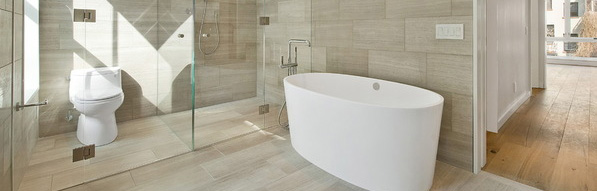 Rekonstrukce koupelen Ostrava